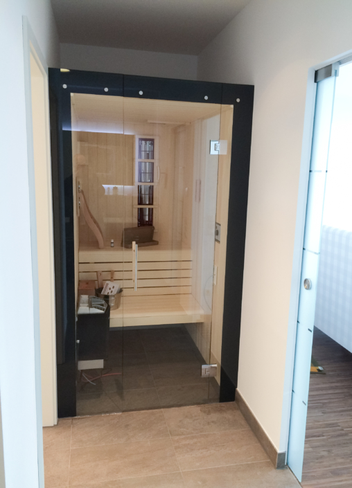 Sauna Niesche klein